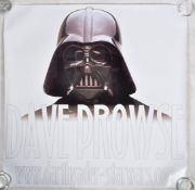 ESTATE OF DAVE PROWSE - PERSONAL APPEARANCE PROMO POSTER