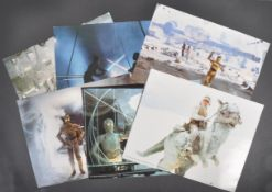 ESTATE OF DAVE PROWSE - EMPIRE STRIKES BACK LARGE LOBBY CARDS