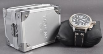 ESTATE OF DAVE PROWSE - TW STEEL CHRONOGRAPH WRIST WATCH