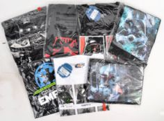 ESTATE OF DAVE PROWSE - STAR WARS - COLLECTION OF NEW SHIRTS