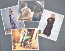 ESTATE OF DAVE PROWSE - STAR WARS - CELEBRATION III AUTOGRAPHS