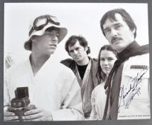 ESTATE OF DAVE PROWSE - GARRICK HAGON - SIGNED PHOTOGRAPH