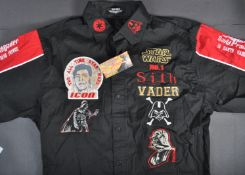 ESTATE OF DAVE PROWSE - UNUSED PROMOTIONAL SHIRT