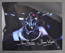 """ESTATE OF DAVE PROWSE - STAR WARS - SIGNED 8X10"""" PHOTO"""