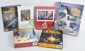 ESTATE OF DAVE PROWSE - STAR WARS CD ROM COMPUTER GAMES