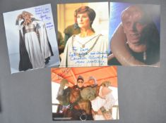 ESTATE OF DAVE PROWSE - STAR WARS AUTOGRAPH COLLECTION