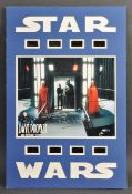 ESTATE OF DAVE PROWSE - AUTOGRAPH & FILM CEL DISPLAY
