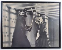 ESTATE OF DAVE PROWSE - STAR WARS PICTURE FROM STAR GYM