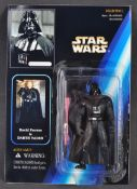 ESTATE OF DAVE PROWSE - CUSTOM MOC CARDED ACTION FIGURE
