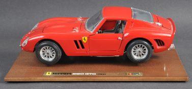 ESTATE OF DAVE PROWSE - BURAGO 1/18 SCALE DIECAST FERRARI 250 GTO