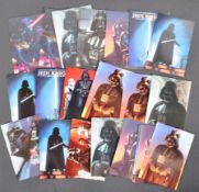ESTATE OF DAVE PROWSE - STAR WARS COLLECTION OF POSTCARDS