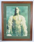 ESTATE OF DAVE PROWSE - ROYAL HUNT OF THE SUN - LARGE PRINT
