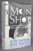 ESTATE OF DAVE PROWSE - ALAN SHEPARD APOLLO 14 SIGNED BOOK