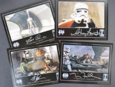 ESTATE OF DAVE PROWSE - STAR WARS - 30TH ANNIVERSARY AUTOGRAPHS