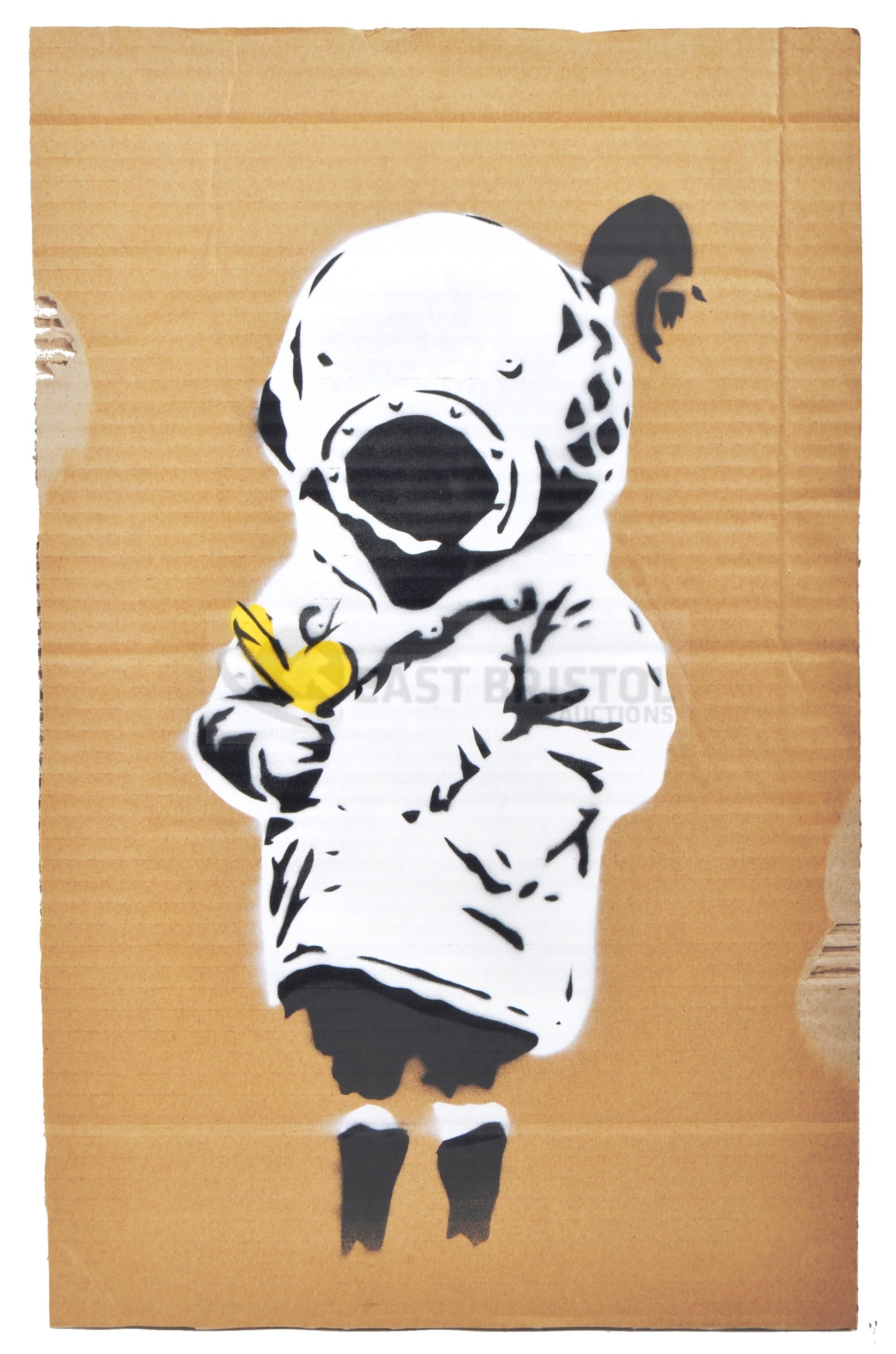 Banksy's Dismaland 'Free Art'