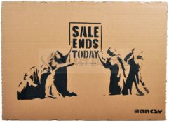 BANKSY - DISMALAND 2015 - SALE ENDS TODAY