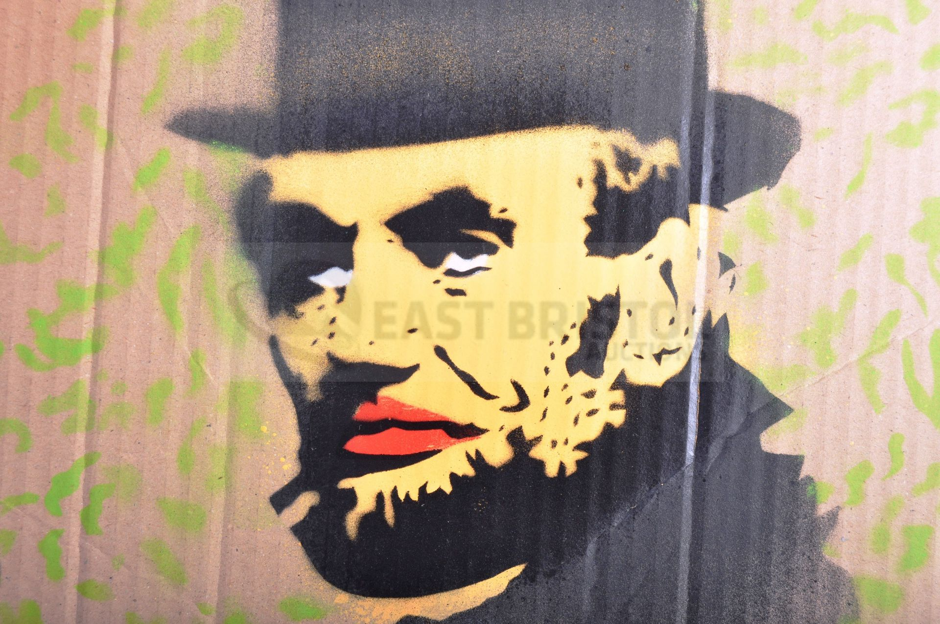 BANKSY - DISMALAND 2015 - ABE LINCOLN - Image 2 of 4
