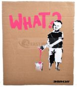 BANKSY - DISMALAND 2015 - WHAT?