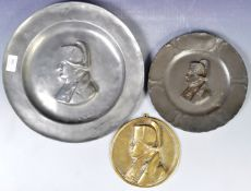 COLLECTION OF ANTIQUE NAPOLEON RELATED ITEMS