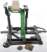 BRISTOL PORT HEAVY CAST IRON CUSTOMS & EXCISE WEIGHING SCALES