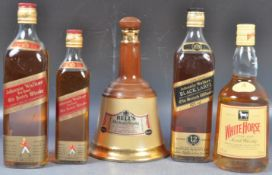 COLLECTION OF ASSORTED SCOTCH WHISKY BOTTLES
