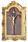 18TH CENTURY DIEPPE IVORY CORPUS CHRISTI