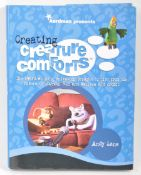 AARDMAN ANIMATIONS - CREATURE COMFORTS - DUAL SIGNED BOOK