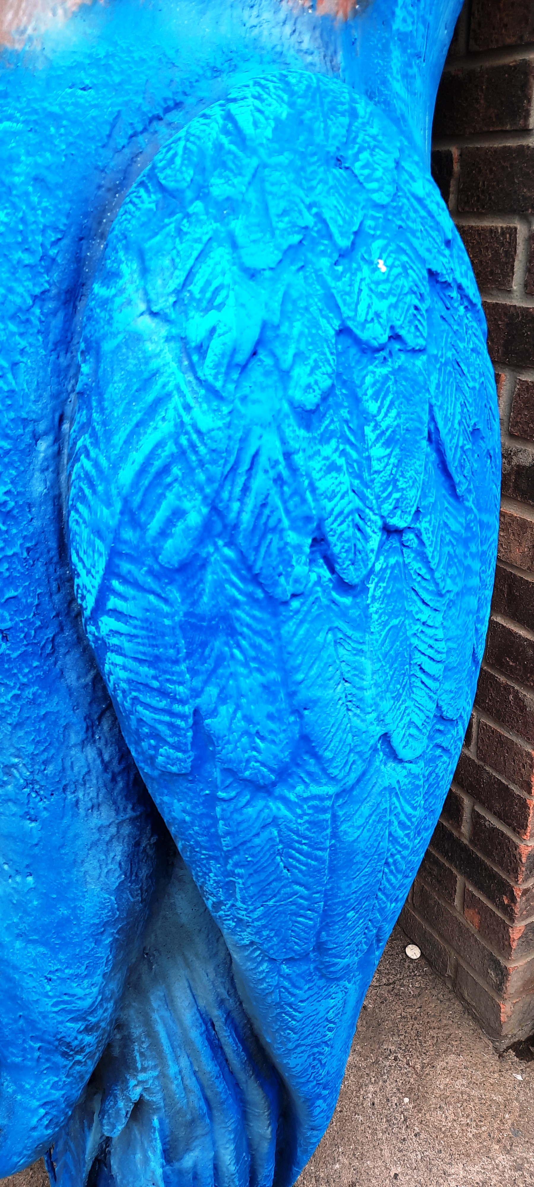 MONTY PYTHON THEMED ' DEAD PARROT SKETCH ' OVERSIZE PROP REPLICA - Image 6 of 9