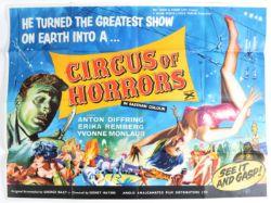 Entertainment Memorabilia, Autographs & Vinyl Auction - Including The Webb Collection Of Circus Posters & Memorabilia