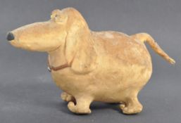 AARDMAN ANIMATIONS - UNKNOWN PRODUCTION - ANIMATION PUPPET DOG