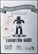 AARDMAN ANIMATIONS - WALLAVE & GROMIT - NICK PARK SKETCH