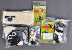 COLLECTION OF AARDMAN ANIMATIONS JAPANESE IMPORT ITEMS