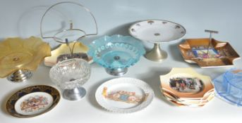 COLLECTION OF VINTAGE 20TH CENTURY CERAMIC WARE