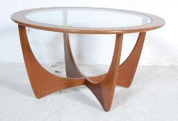 1960'S G-PLAN ASTRO TEAK WOOD COFFEE TABLE