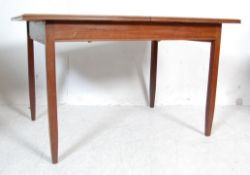 RETRO VINTAGE 1960S EXTENDING DINING TABLE