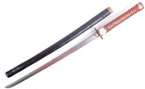 EARLY 20TH CENTURY ANTIQUE JAPANESE KATANA SWORD