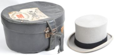 WWII SECOND WORLD WAR D-DAY INTEREST TOP HAT GROUP CAPTAIN MOSEBY