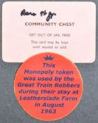 THE GREAT TRAIN ROBBERY - FROM A PRIVATE COLLECTION