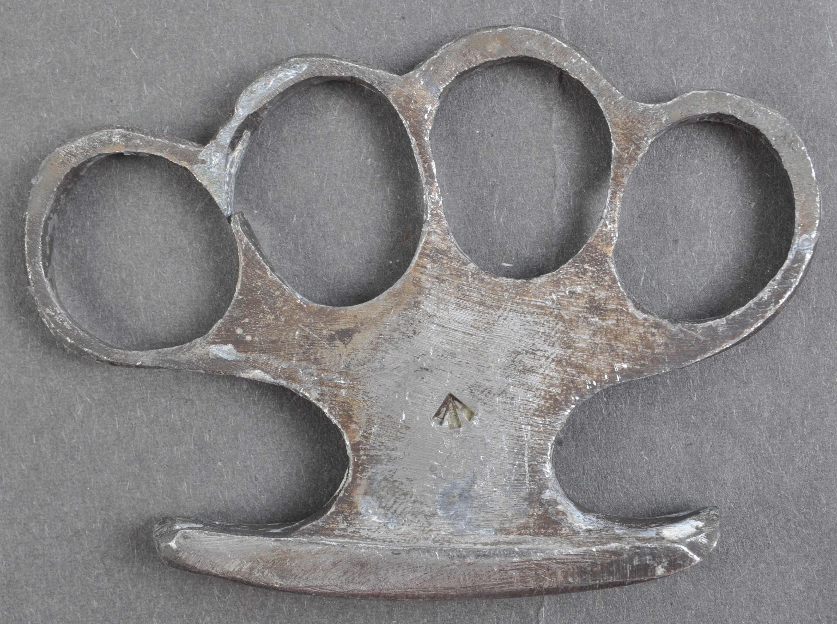 WWI FIRST WORLD WAR BRITISH ARMY KNUCKLEDUSTER C1916 - Image 2 of 5