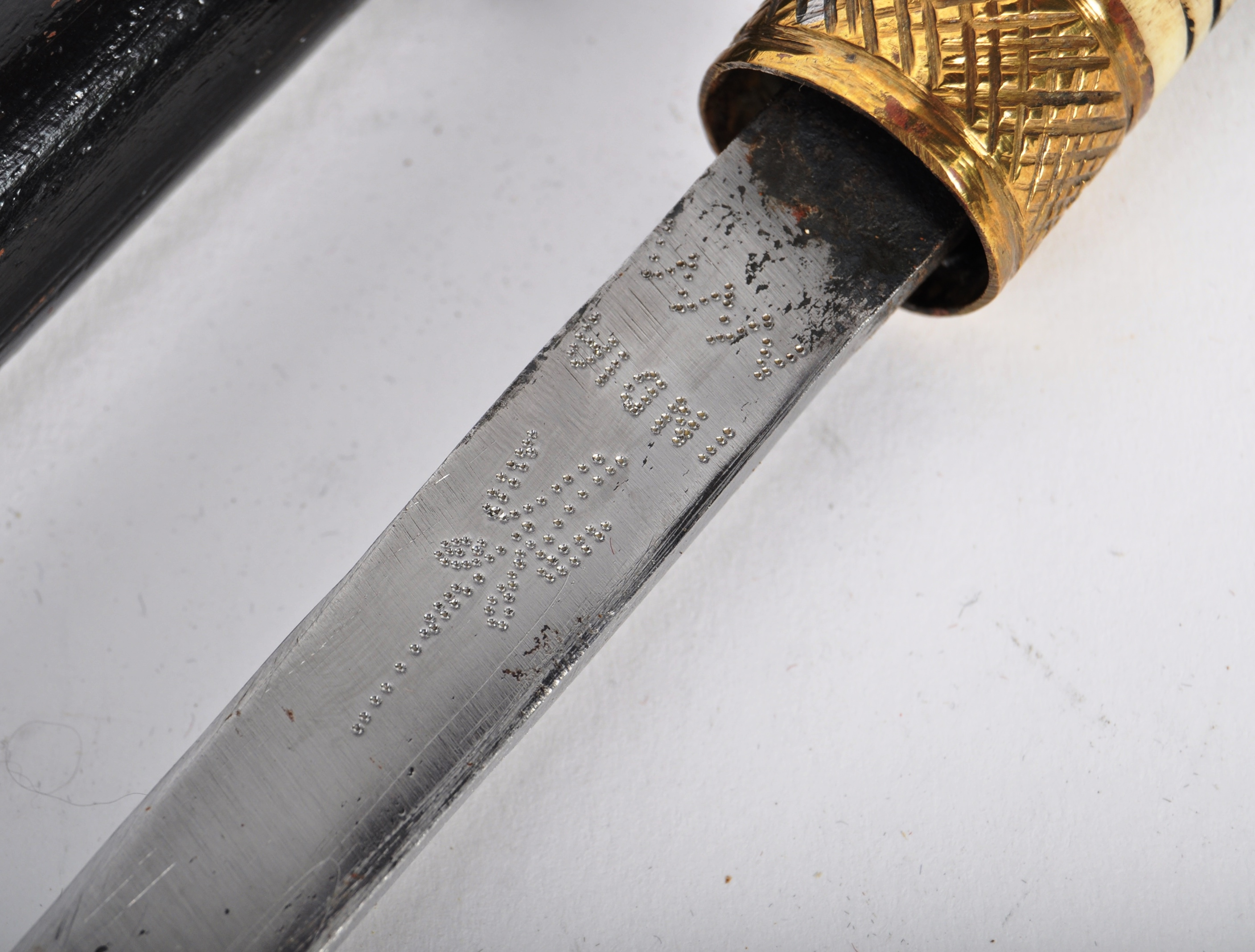 LATE 19TH CENTURY INDIAN SWORD STICK WITH CONSEALED BLADE - Image 4 of 7