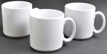 COLLECTION OF X3 GERMAN THIRD REICH MESS CUPS