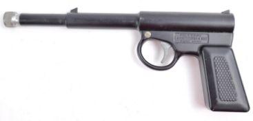 VINTAGE 20TH CENTURY BRITISH GAT GUN PISTOL
