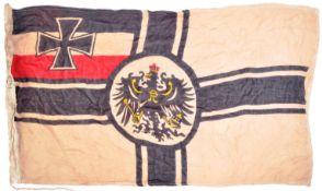 WWI FIRST WORLD WAR INTEREST IMPERIAL GERMAN FLAG