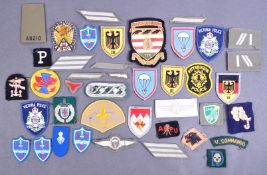WWII SECOND WORLD WAR & OTHER CONFLICT RELATED PATCHES