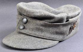 WWII SECOND WORLD WAR GERMAN ELITE MOUNTAIN TROOPS SKI CAP