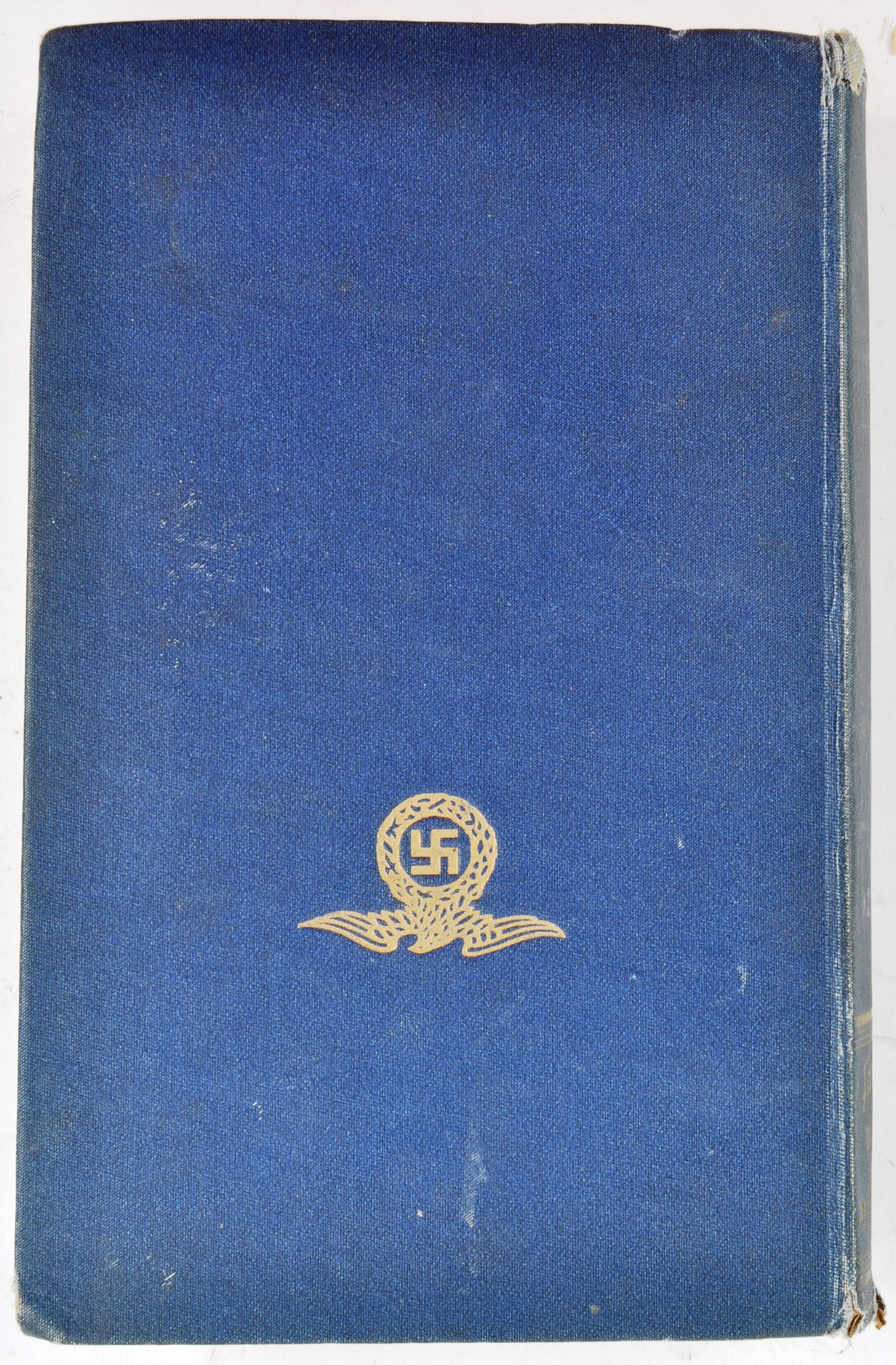 ADOLF HITLER - MEIN KAMPF - 1ST ENGLISH EDITION 1939 - Image 7 of 9