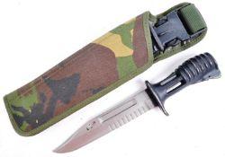 ORIGINAL BRITISH ARMY SA80 / SA 80 RIFLE BAYONET