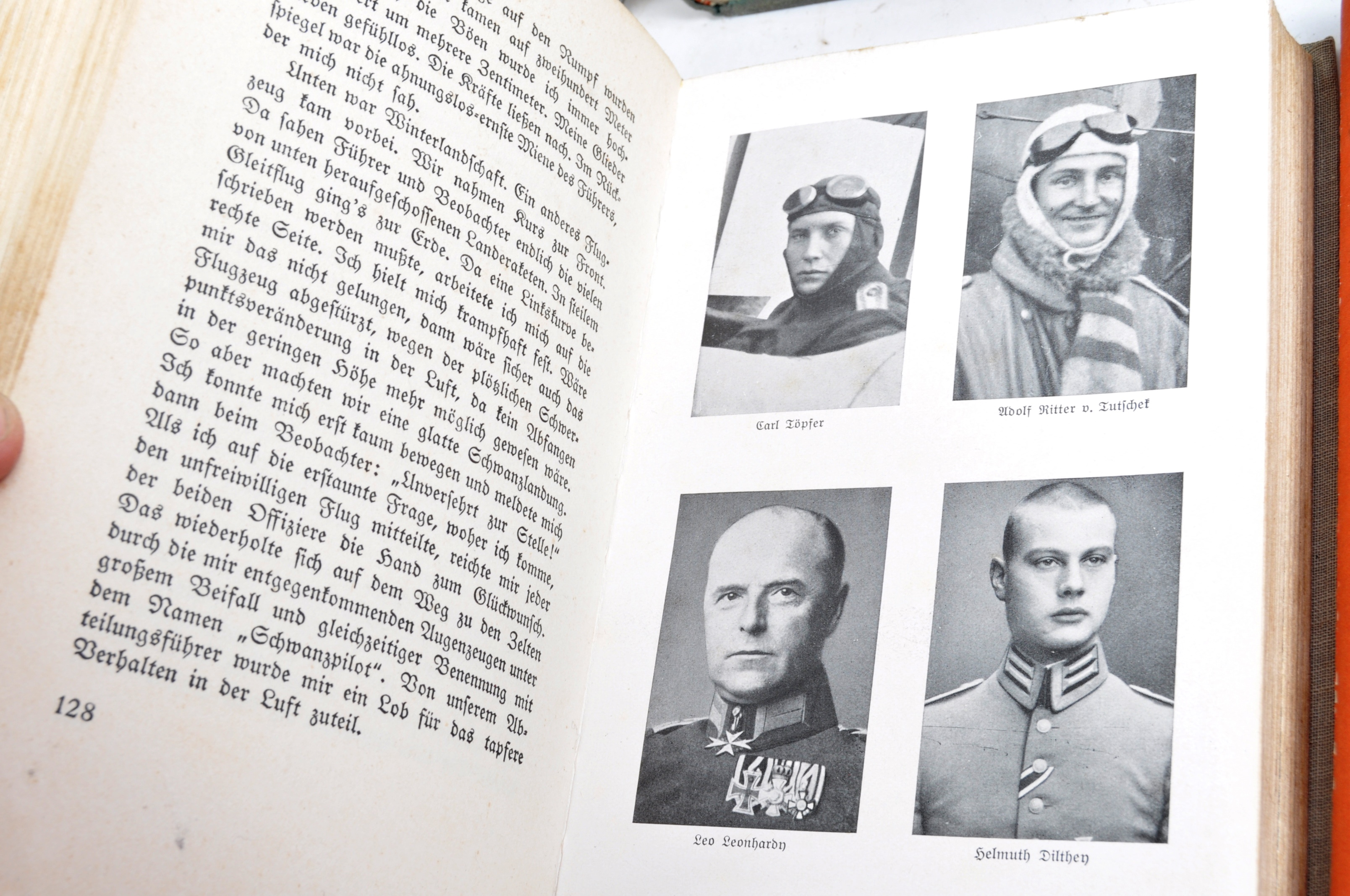 COLLECTION OF ASSORTED WWII GERMAN THIRD REICH BOOKS - Image 7 of 12
