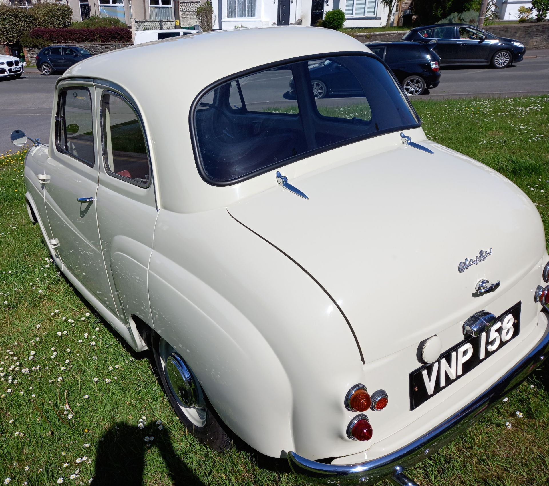 VNP 158 - 1958 AUSTIN A35 SALOON - 948CC - FULLY RESTORED CLASSIC CAR - Image 6 of 24