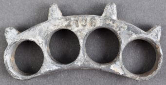 RARE WWI AUSTRIAN IMPERIAL GERMAN ARMY KNUCKLEDUSTER